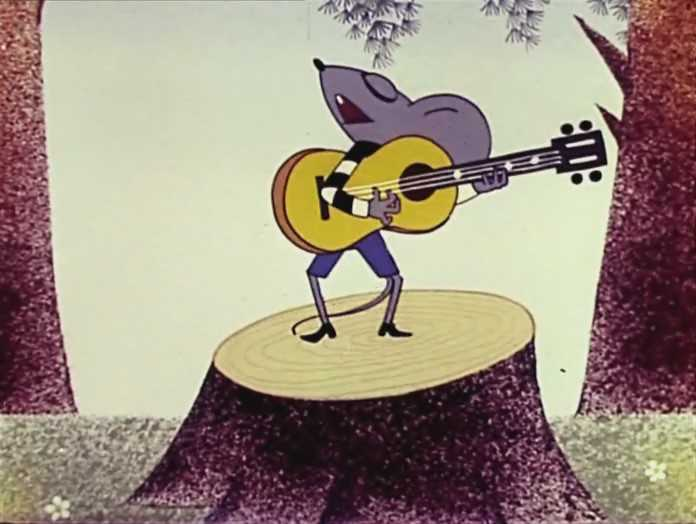 какой прекрасный день какой прекрасный пень мультфильм цветка Жених
