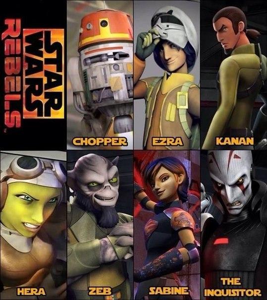 Звездные войны мультик все серии подряд